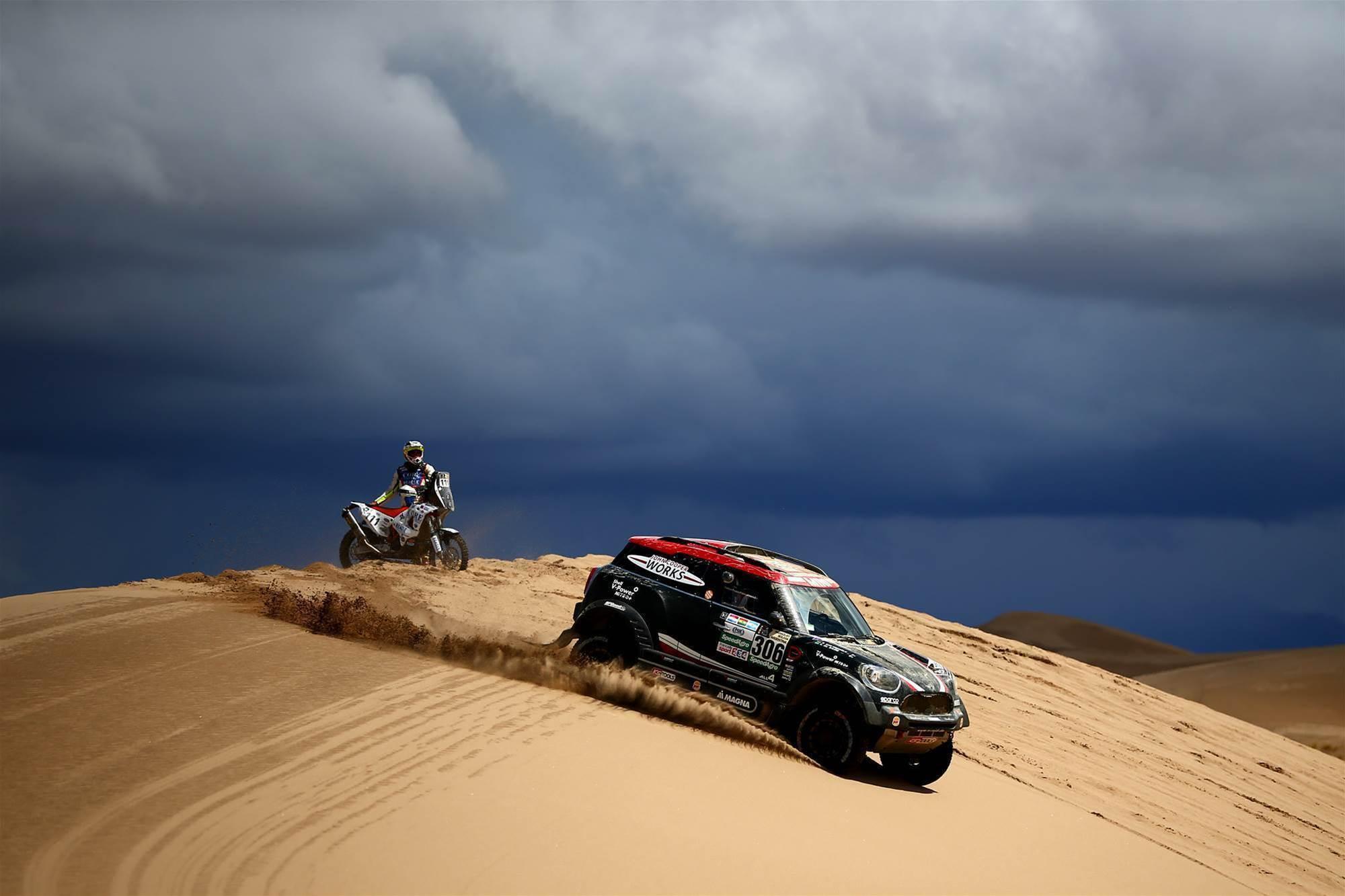 Pics: Dakar Rally 2017