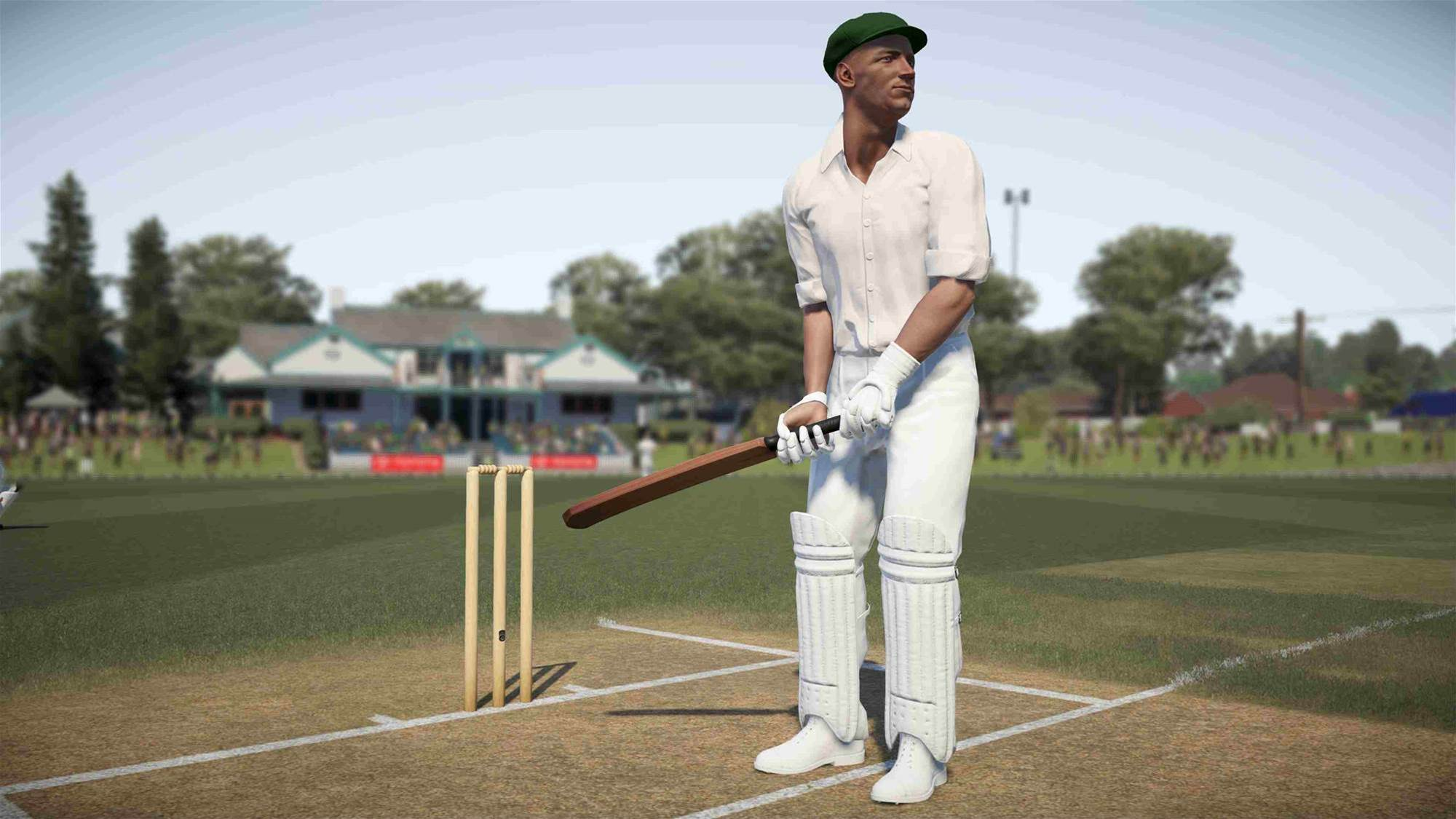 Cracking screenshots of Don Bradman Cricket 17