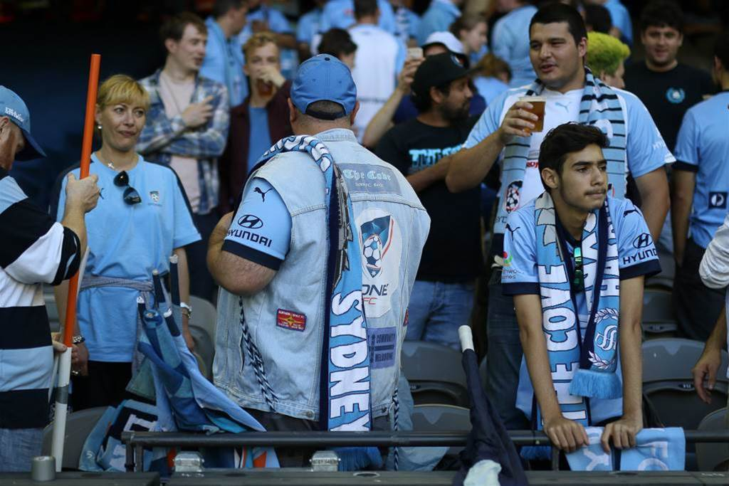On The Ground: Melbourne Victory vs Sydney FC
