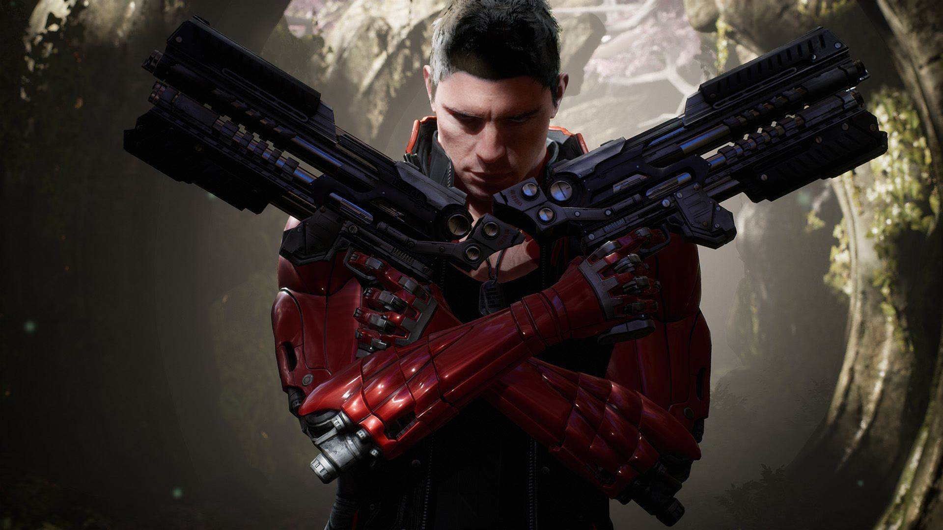 A crit-attack of Paragon screenshots