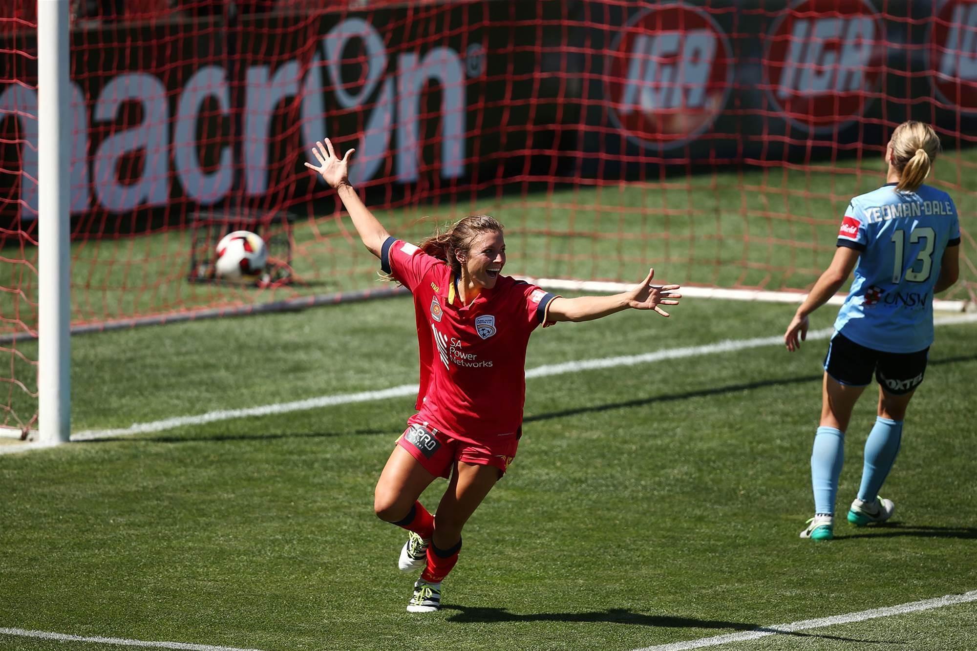 W-League: Reds v Sydney pic special