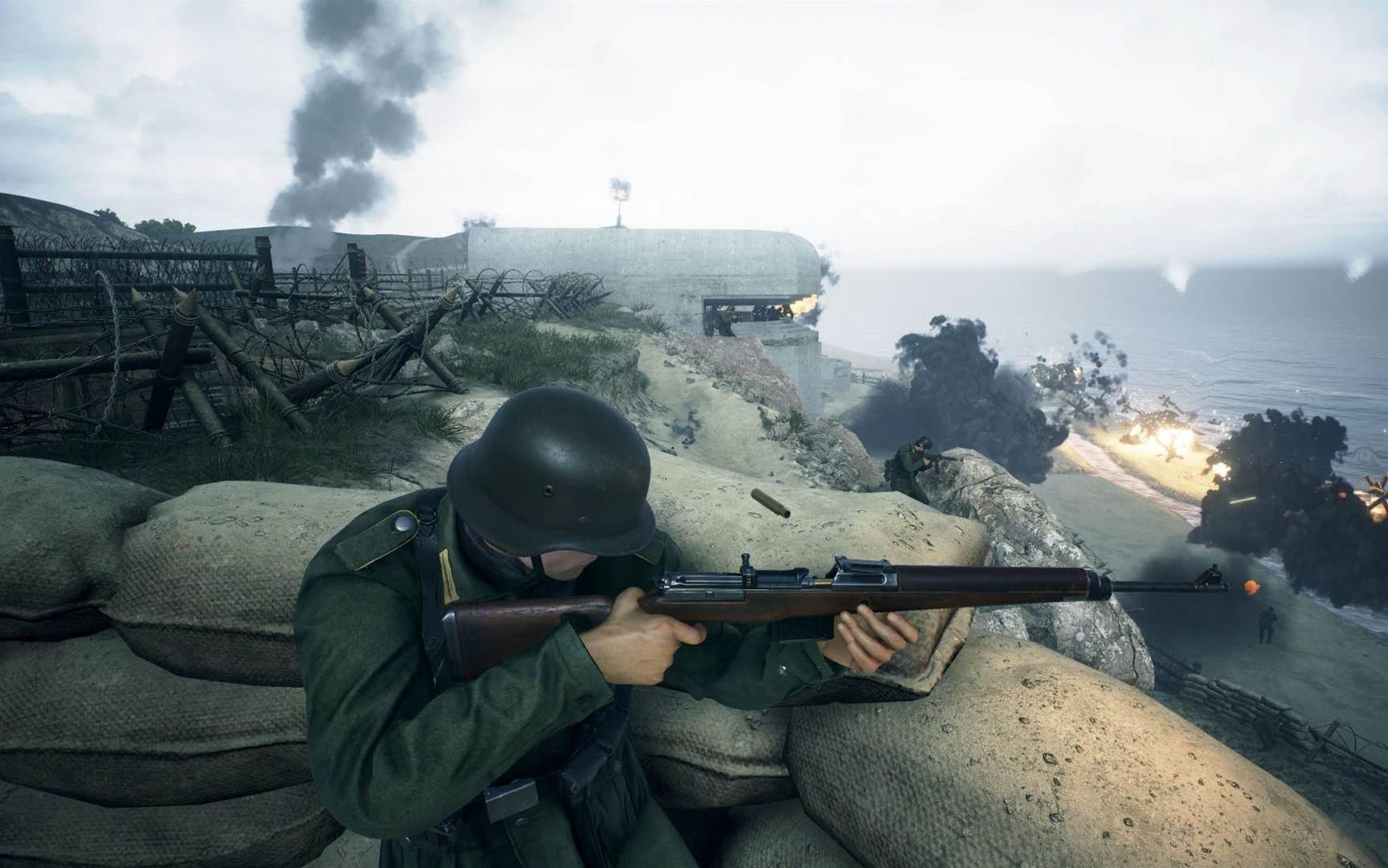 Deviant Arts' finest Days of War screenshots