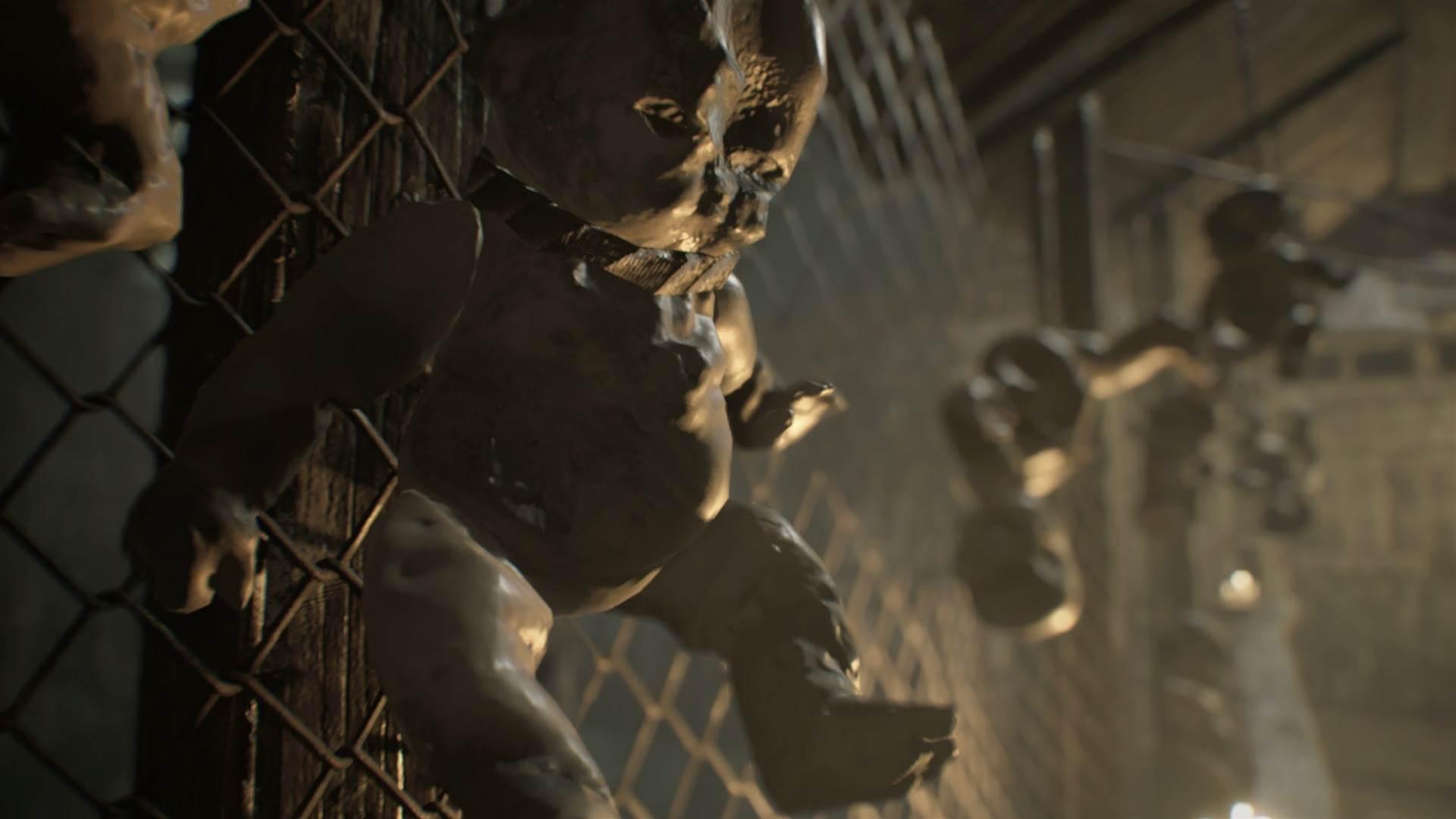 A creepy crypt of Resident Evil VII screenshots