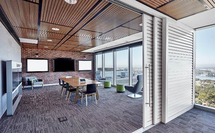 Inside Cisco's cool new Sydney offices