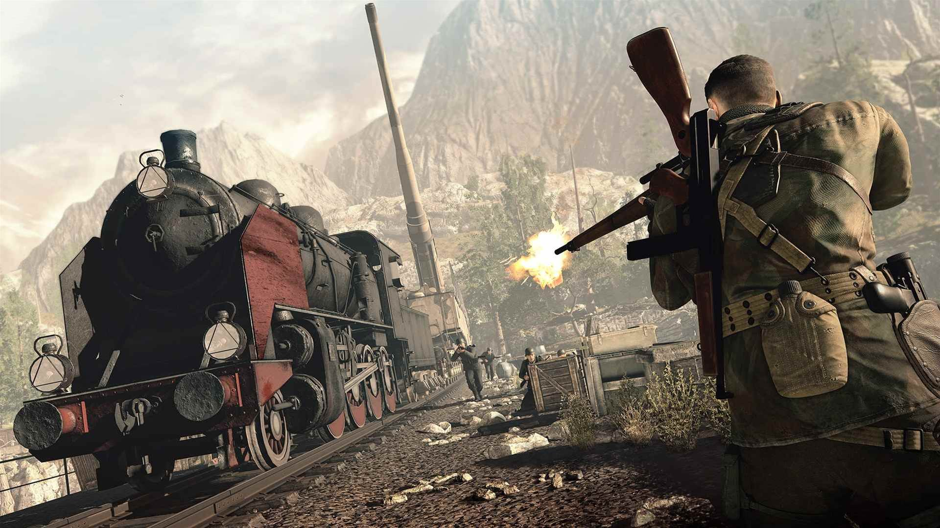A loaded mag of Sniper Elite 4 shots