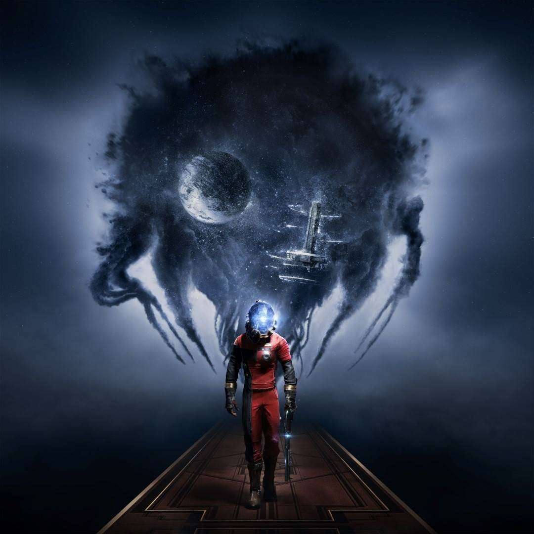 A quiver of Prey screens and artwork