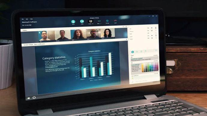 Amazon Chime vs. Microsoft Skype