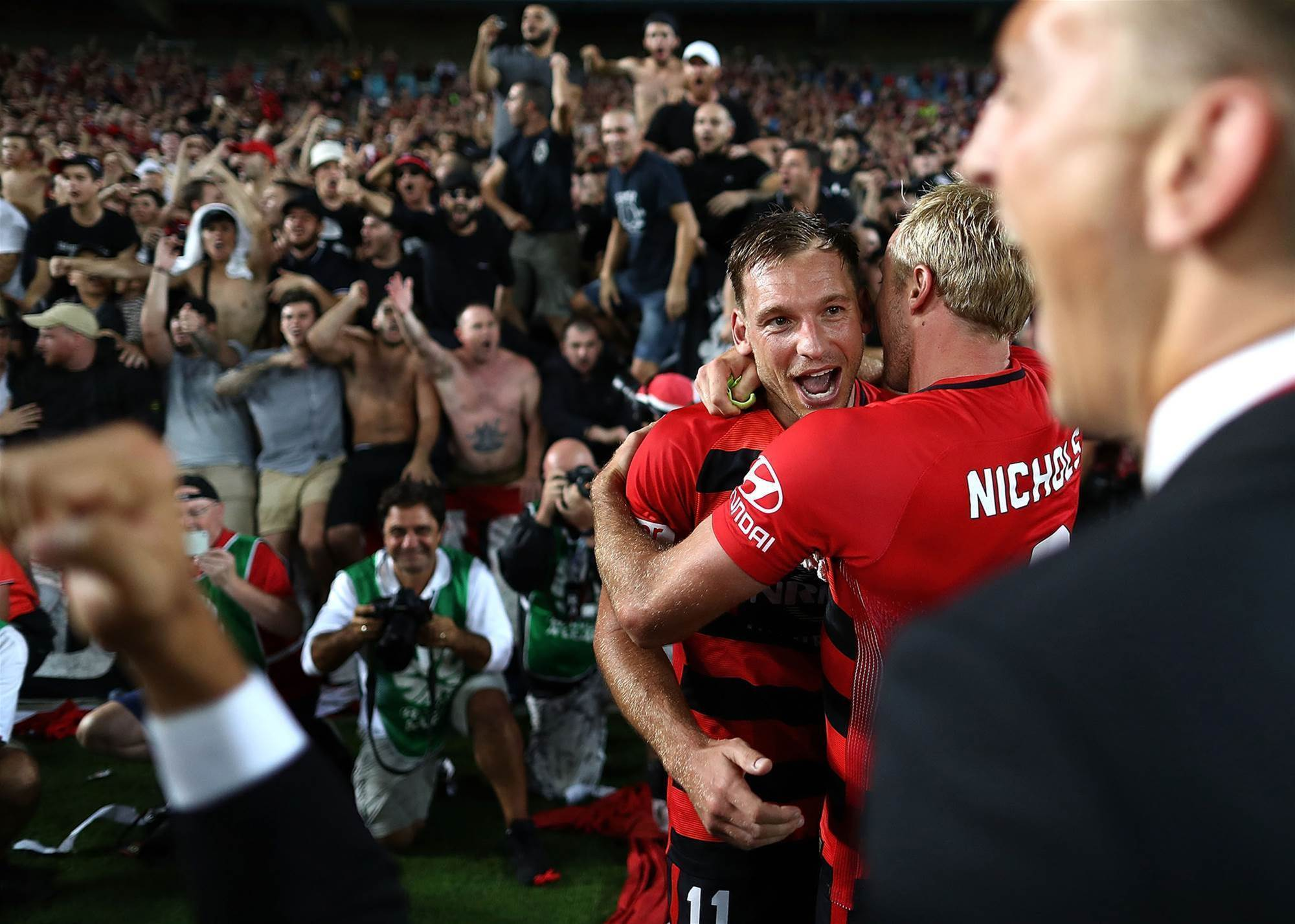 Sydney Derby pic special