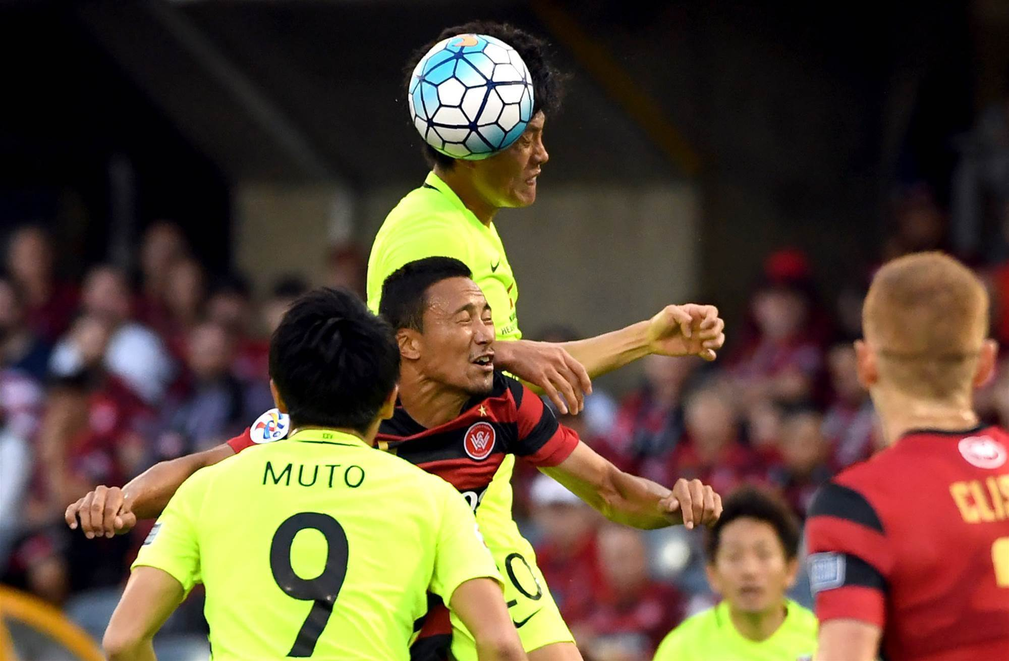 Wanderers v Urawa pic special