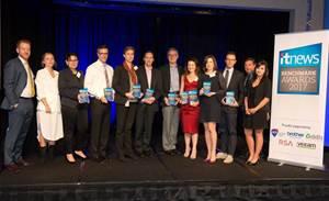 Photos: The 2017 Benchmark Awards