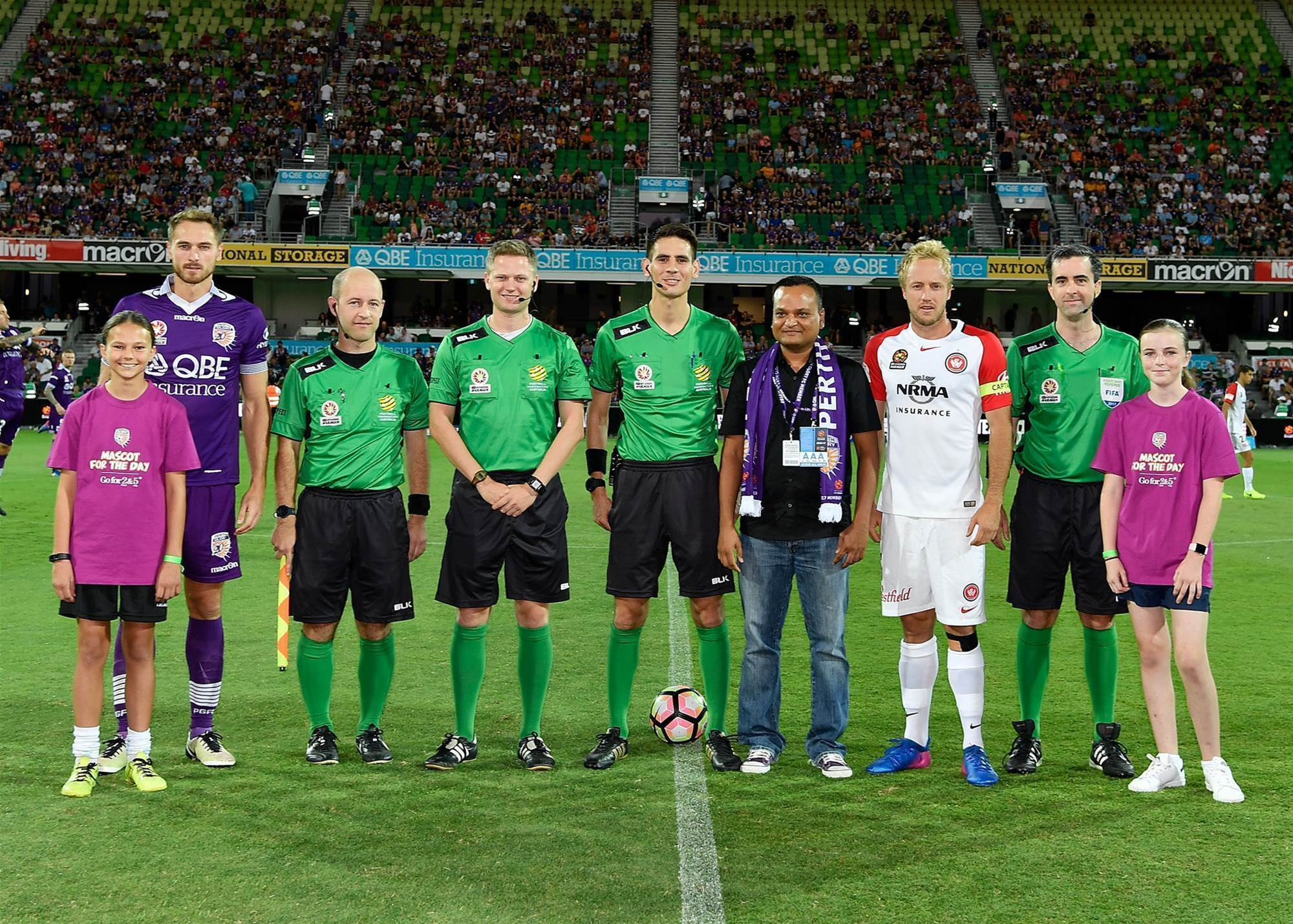 Glory v Wanderers pic special