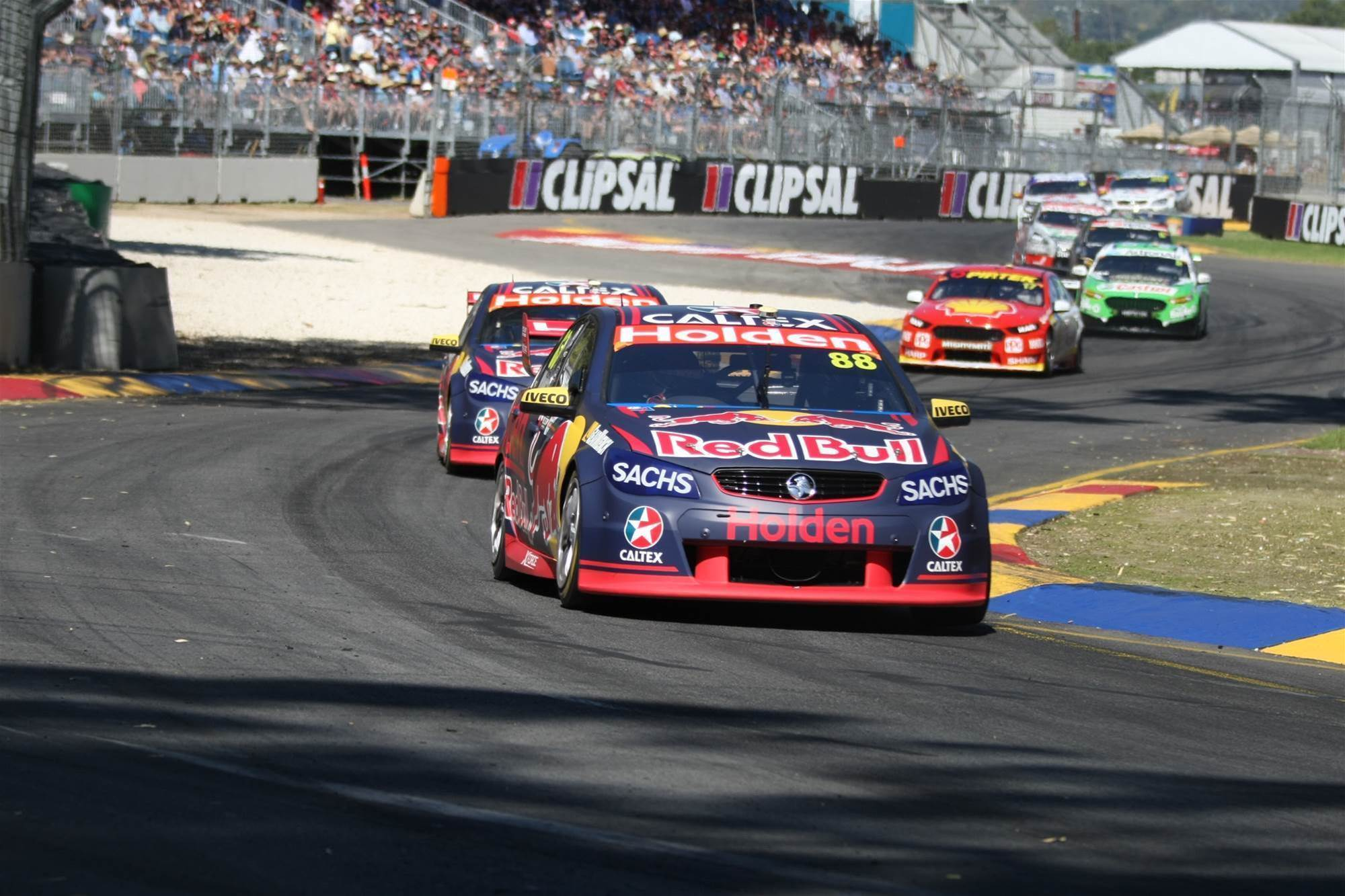 Pics from the Clipsal 500