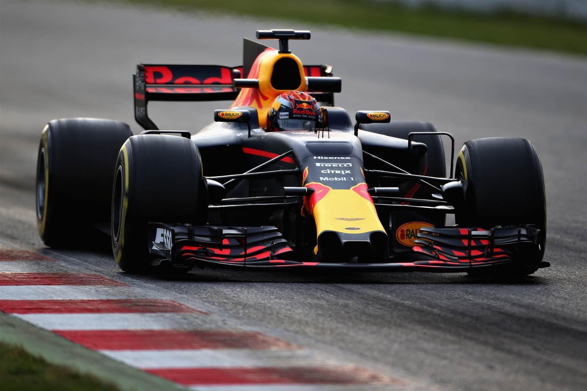 Pic gallery: Formula 1 pre-season testing