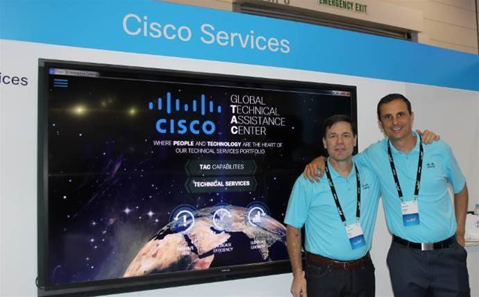 Cisco Live 2017 draws industry's top players