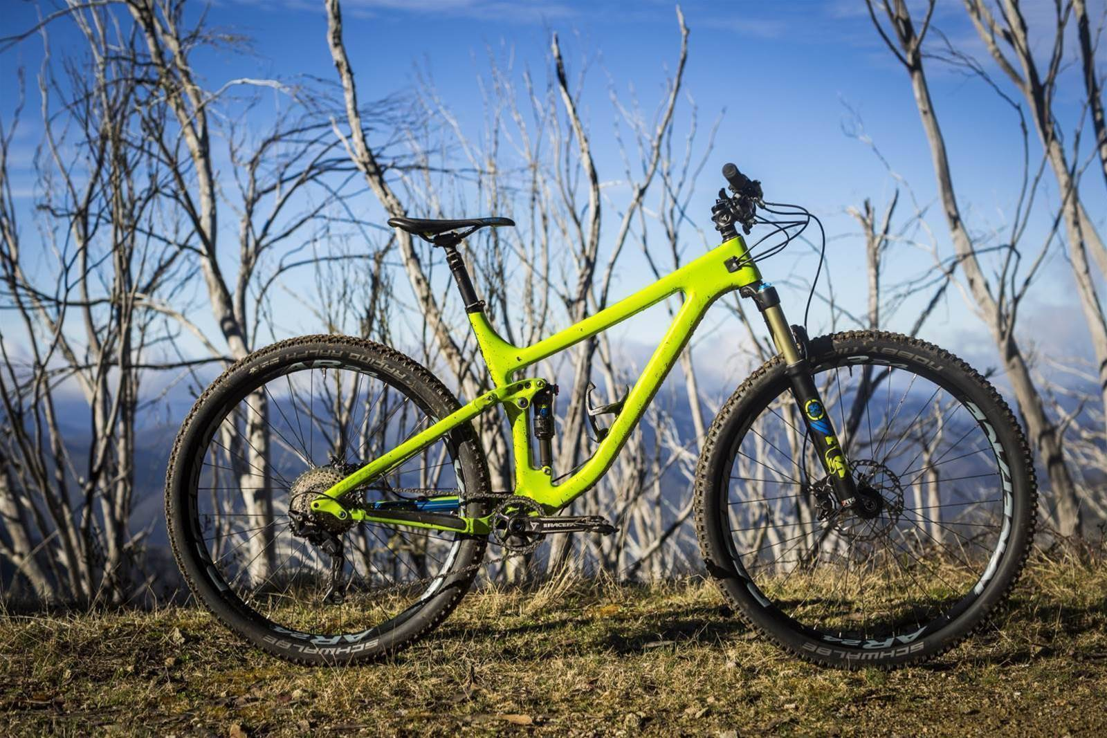 TESTED: Norco Optic C9.2 trail bike