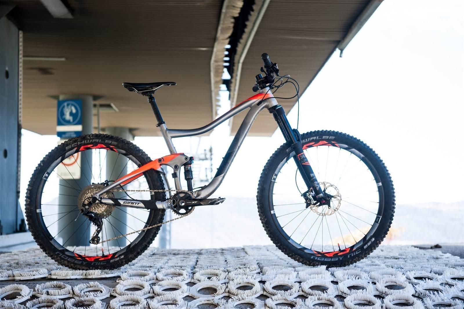 TESTED: Giant Trance 1