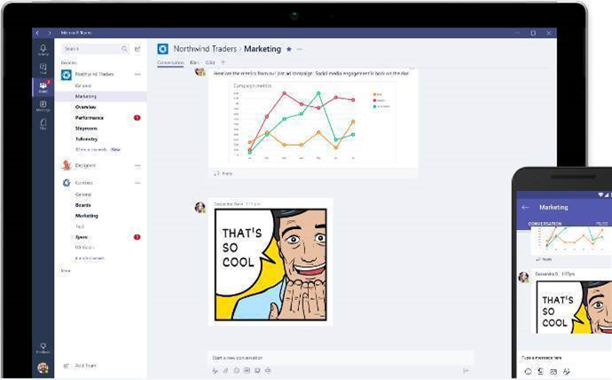 Six things you need to know about Microsoft Teams