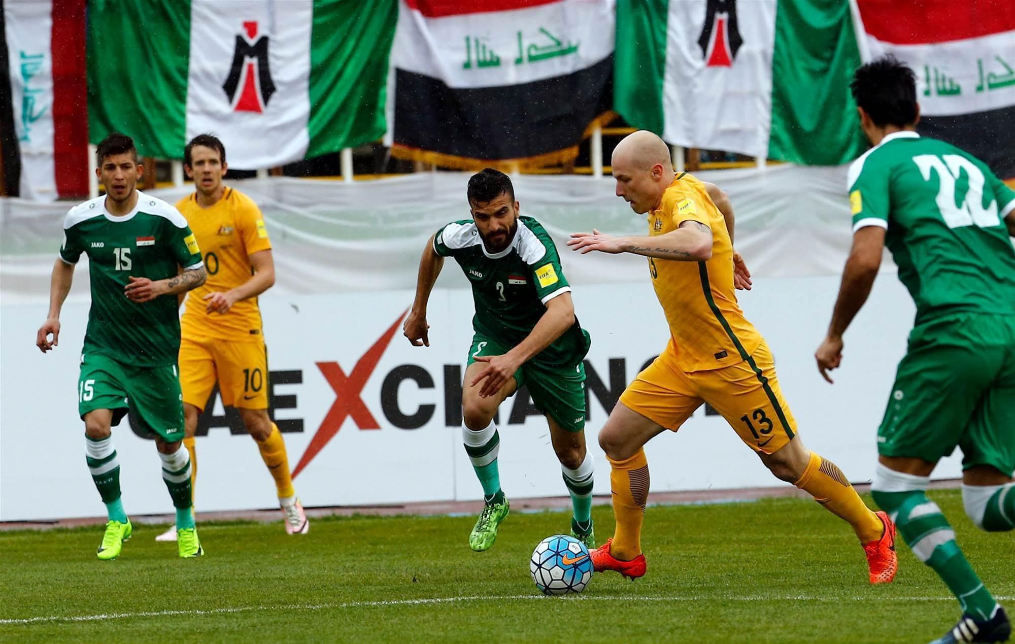 Iraq-Australia pic special