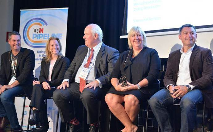Insights and interchanges at CRN Pipeline Melbourne