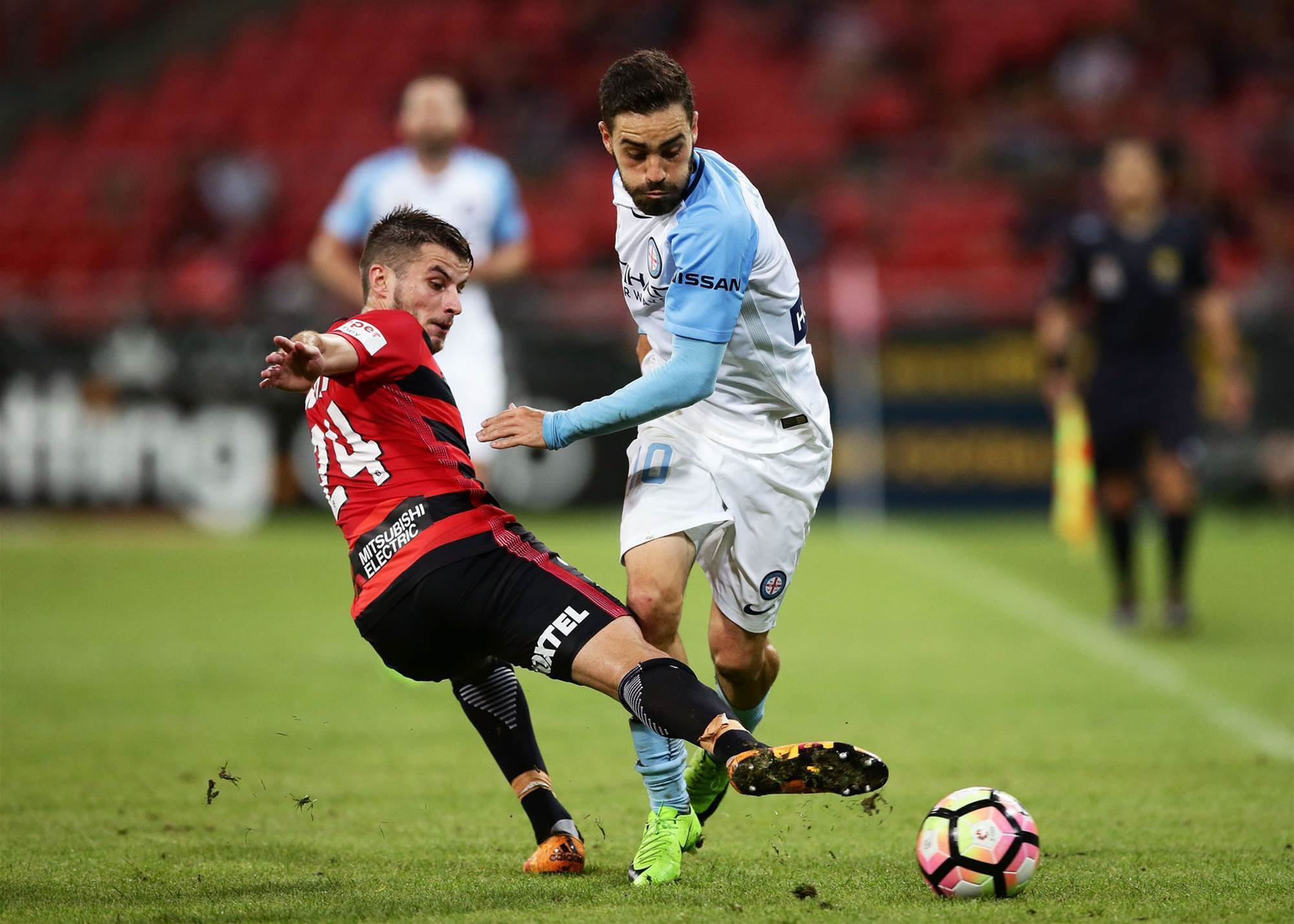 Wanderers v City pic special