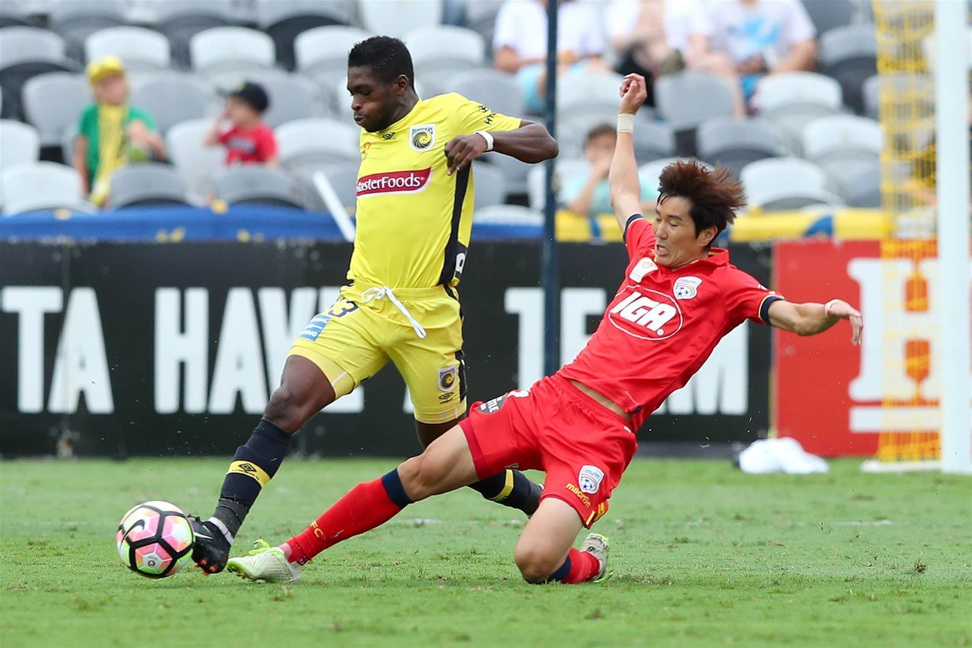 Mariners v Adelaide pic special