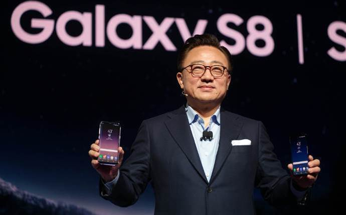 10 things to know about the Samsung Galaxy S8