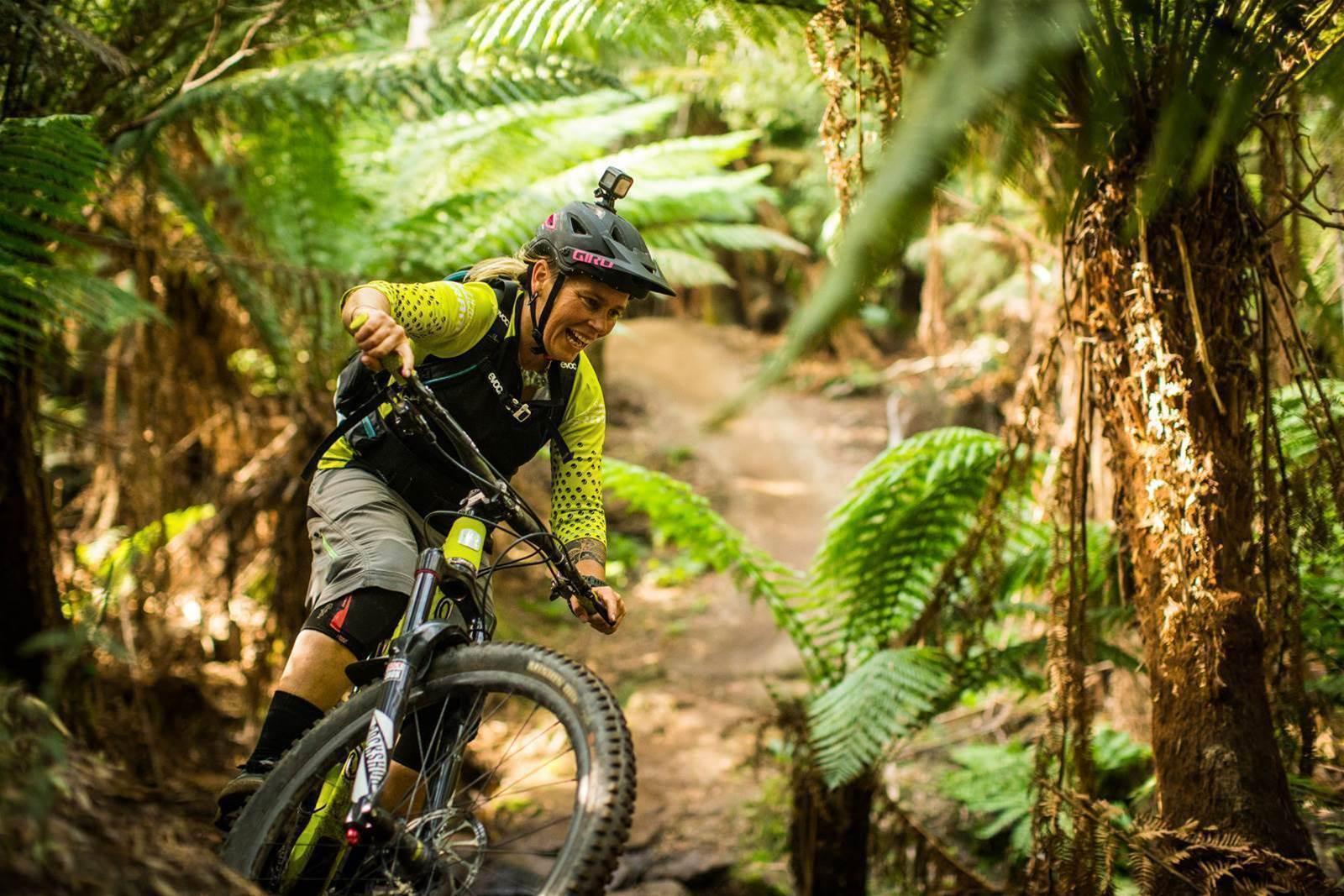 EWS Derby - the Juliana ride