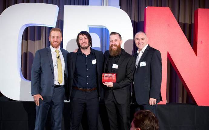 Channel's best celebrate at the CRN Impact Awards