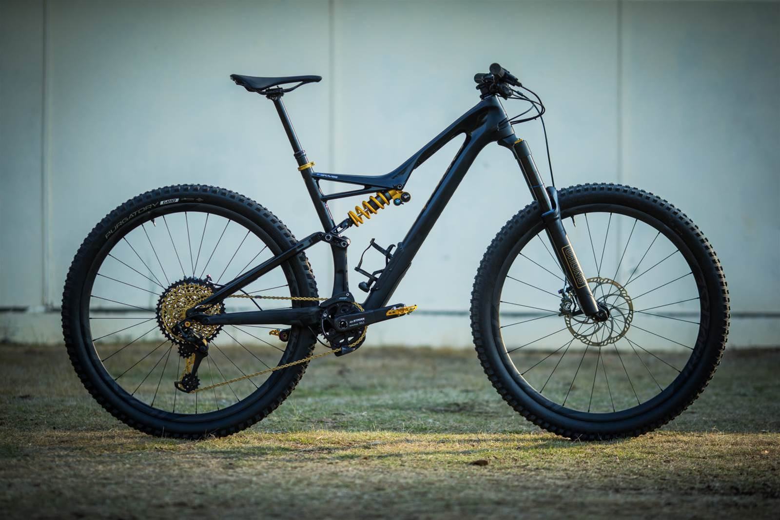 Bike Check: Jared Graves' EWS Specialized Stumpjumper