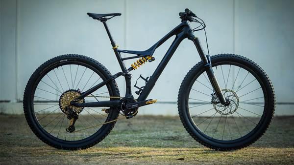 Bike Check: Jared Graves' EWS Specialized Stumpjumper