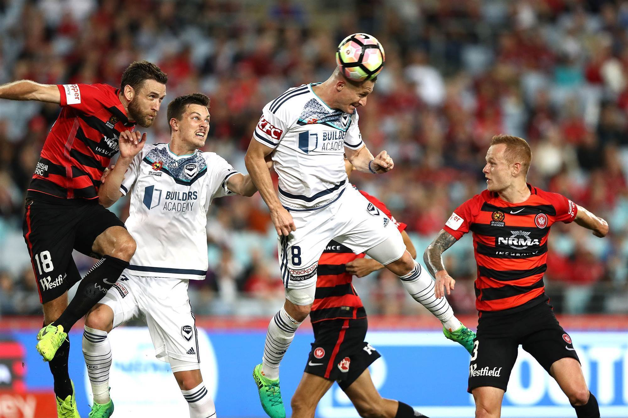 Wanderers v Victory pic special