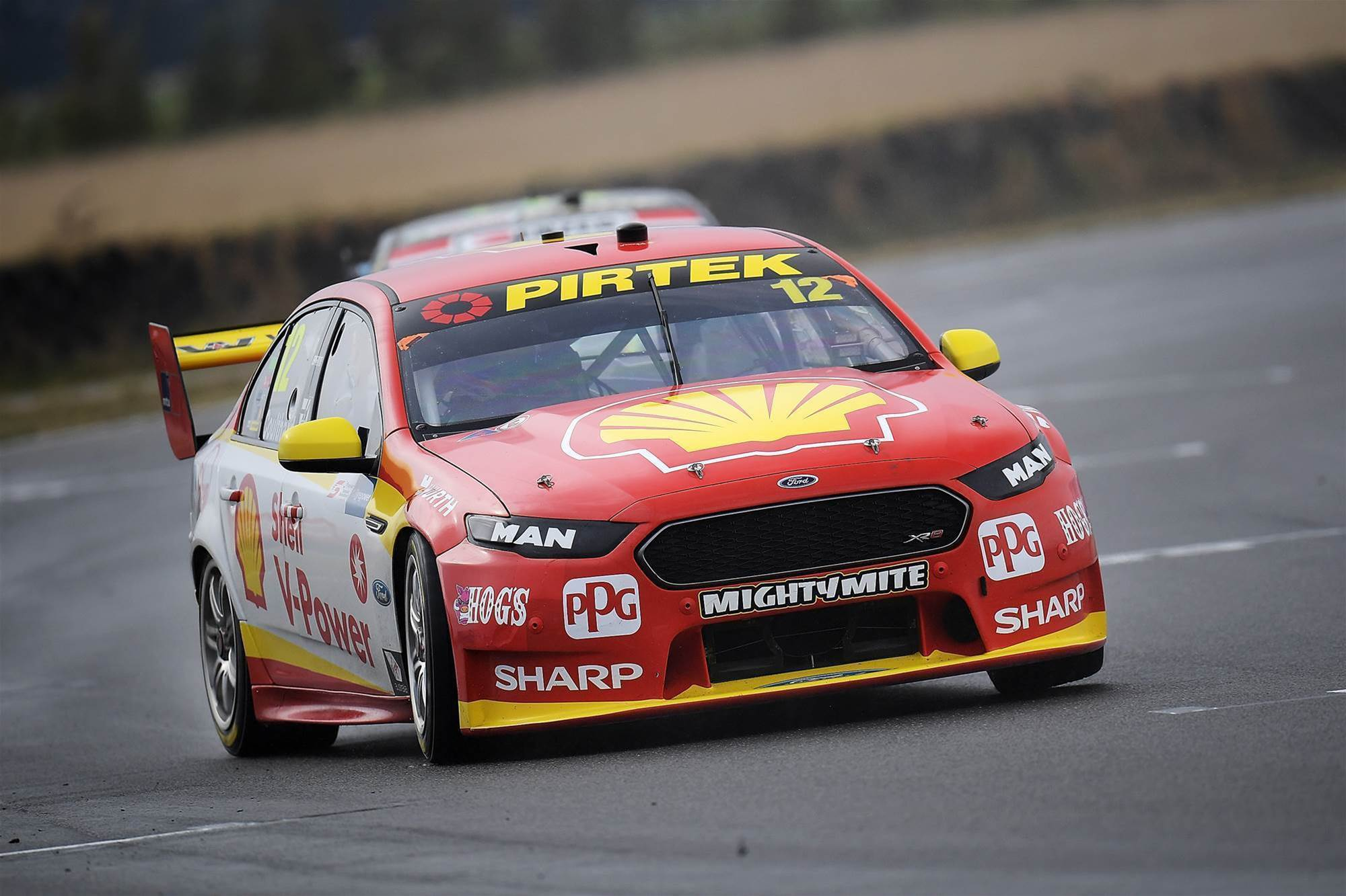 Pic Gallery: symmons Plains Supercars