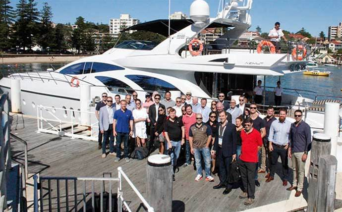 Who set sail with HPE after CRN Pipeline 2017?