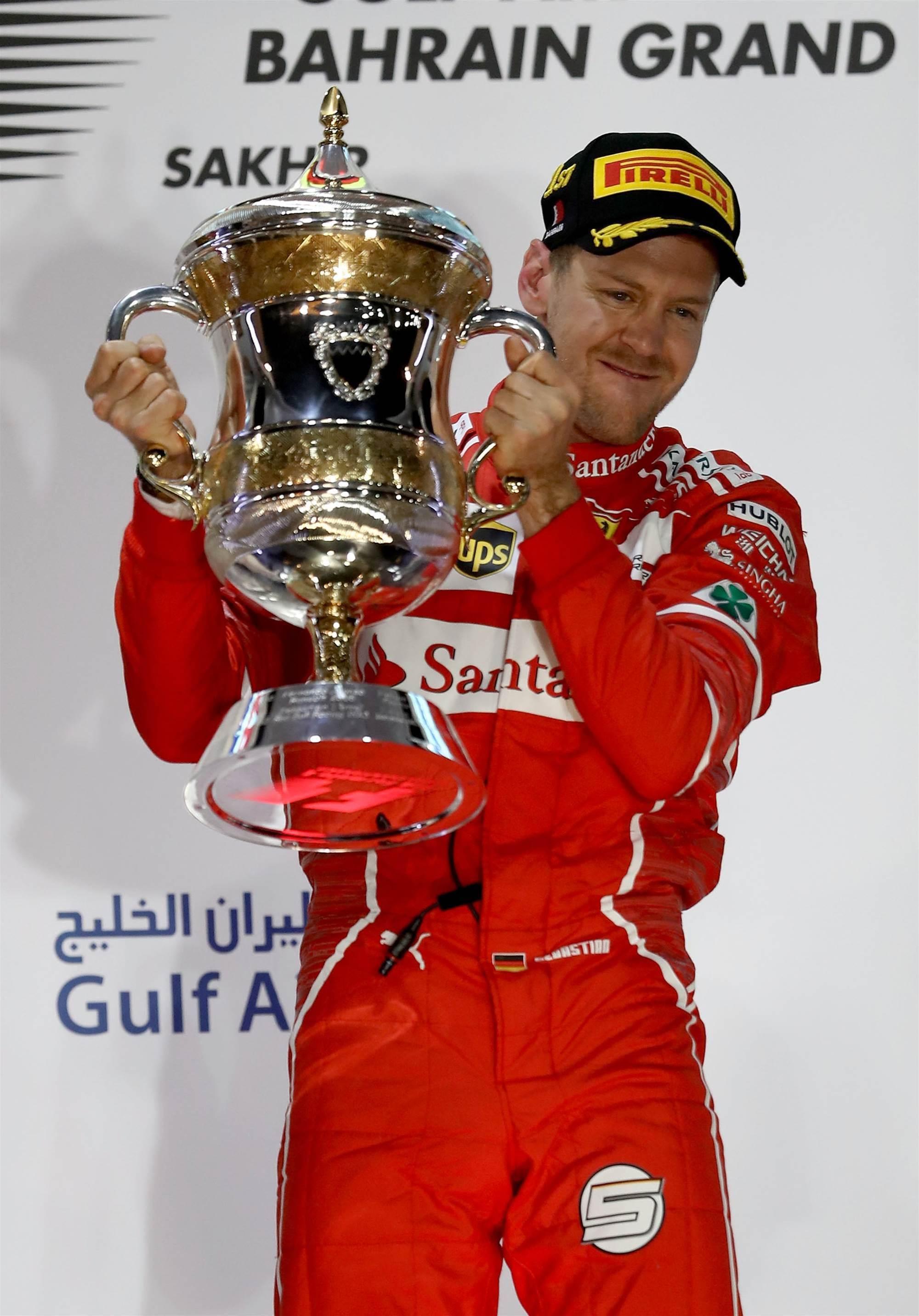 Pic Gallery: Bahrain F1 Grand Prix