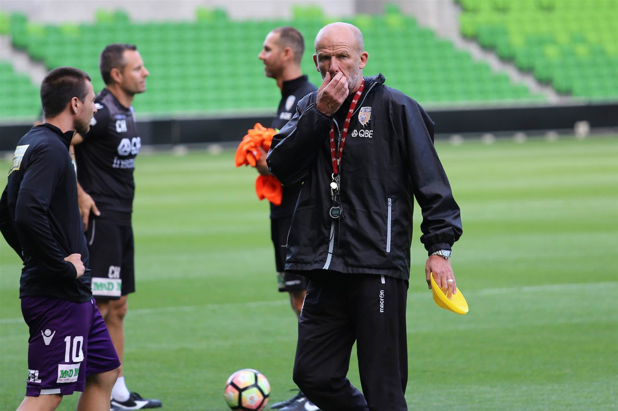 Training: Perth Glory pic special