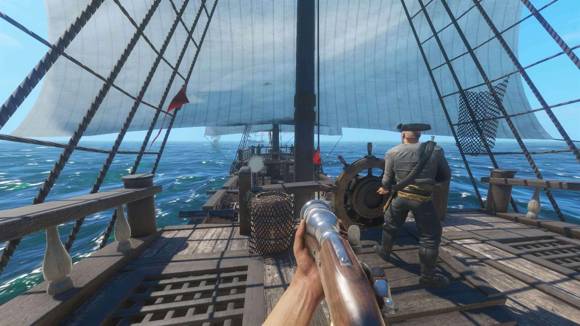 High-seas hijinks in Early Access pirate game BlackWake