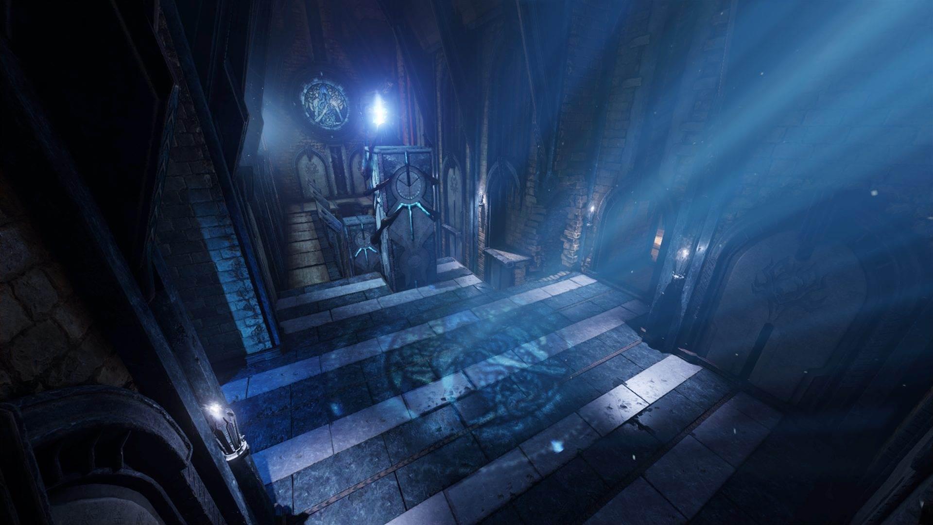 Moody Quake Champions screenshots