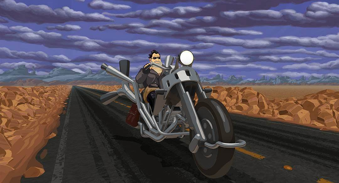Full acceleration screens for Full Throttle Remastered