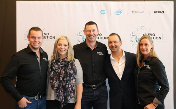 Partners and customers gather to HP's first Australian partner conference