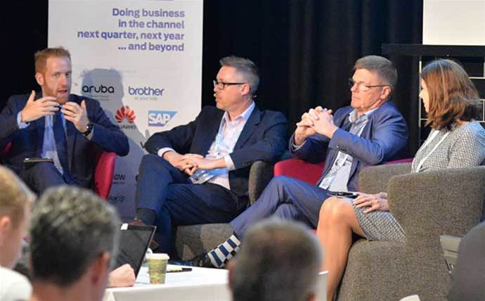 Telstra, HPE, Aruba, Huawei share insights at CRN Pipeline 2017