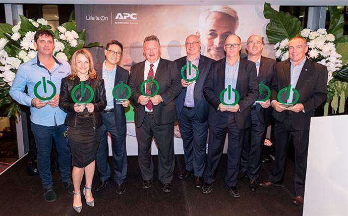 Ingram, Dell EMC win big at Schneider Electric awards