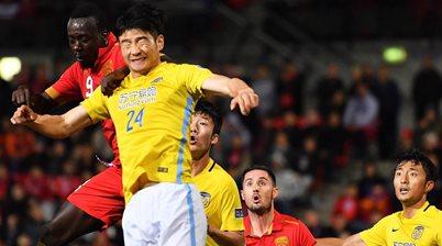 ACL: Adelaide v Jiangsu pic special