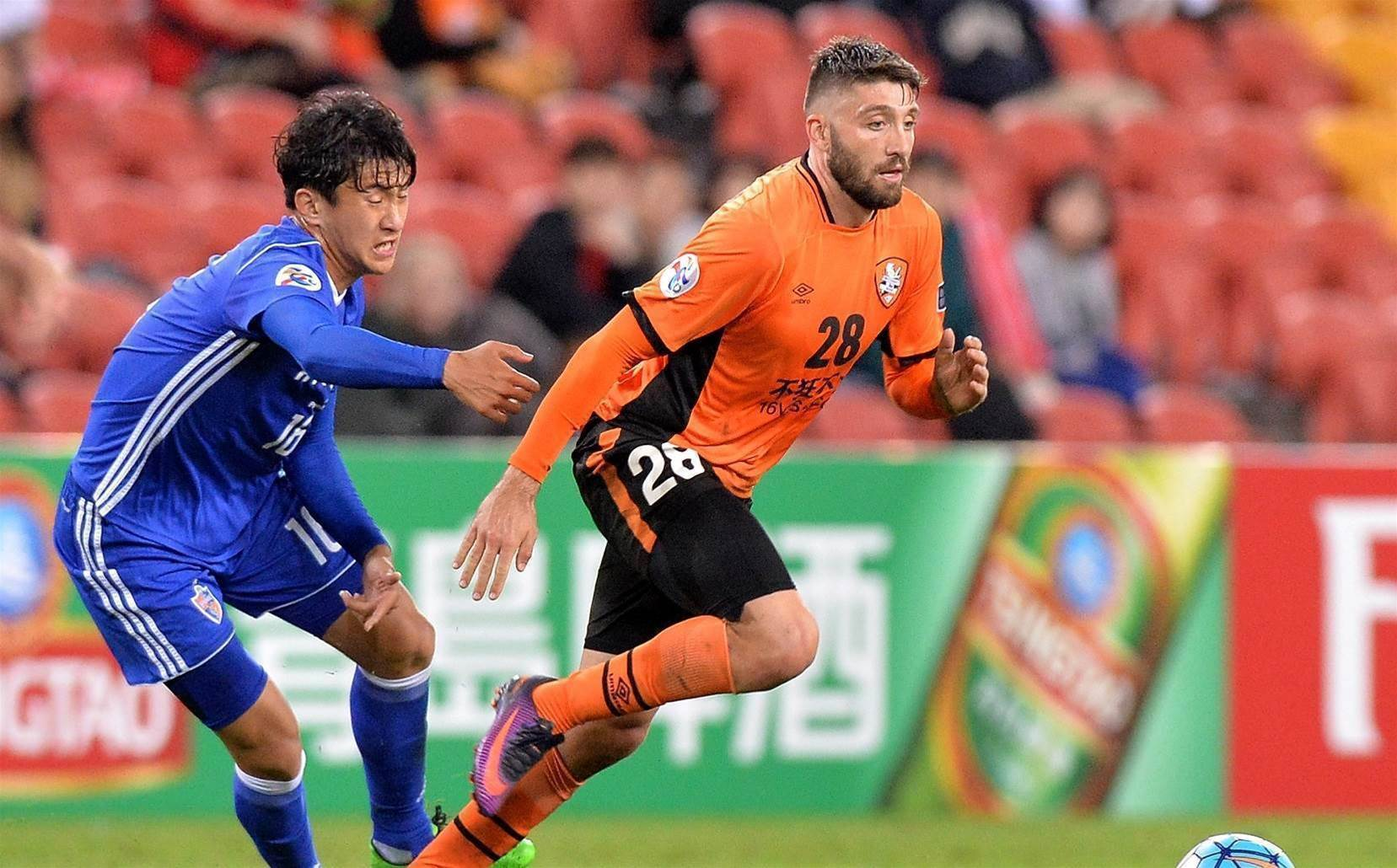 Roar v Ulsan ACL pic special