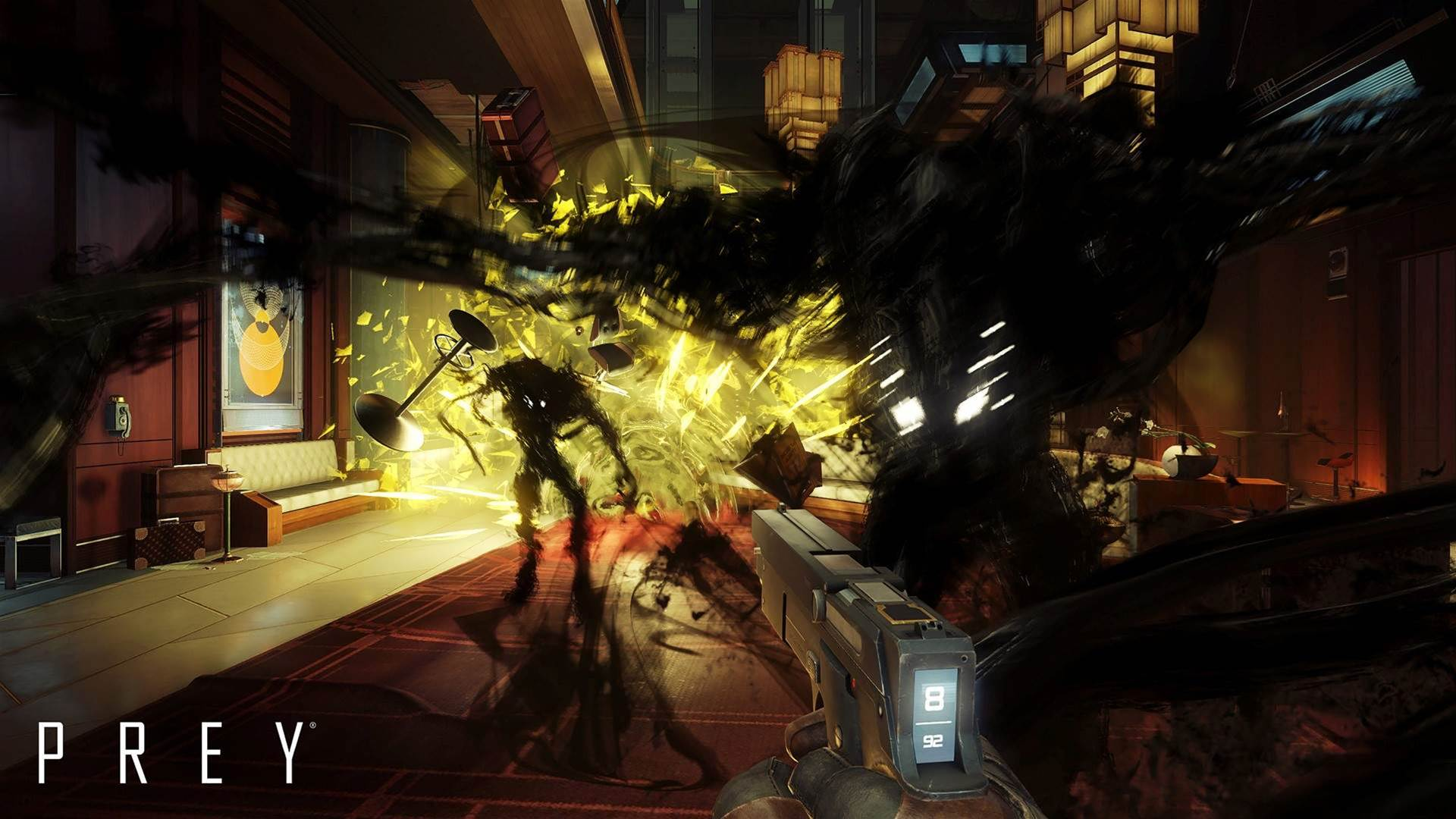 Hunter and the hunted: Prey launch images