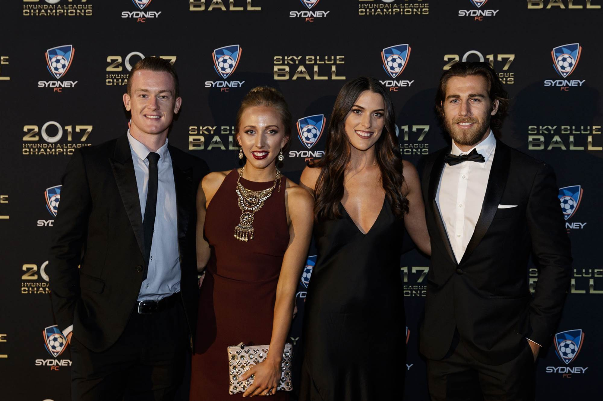Bling pics: Sydney's Sky Blue Ball