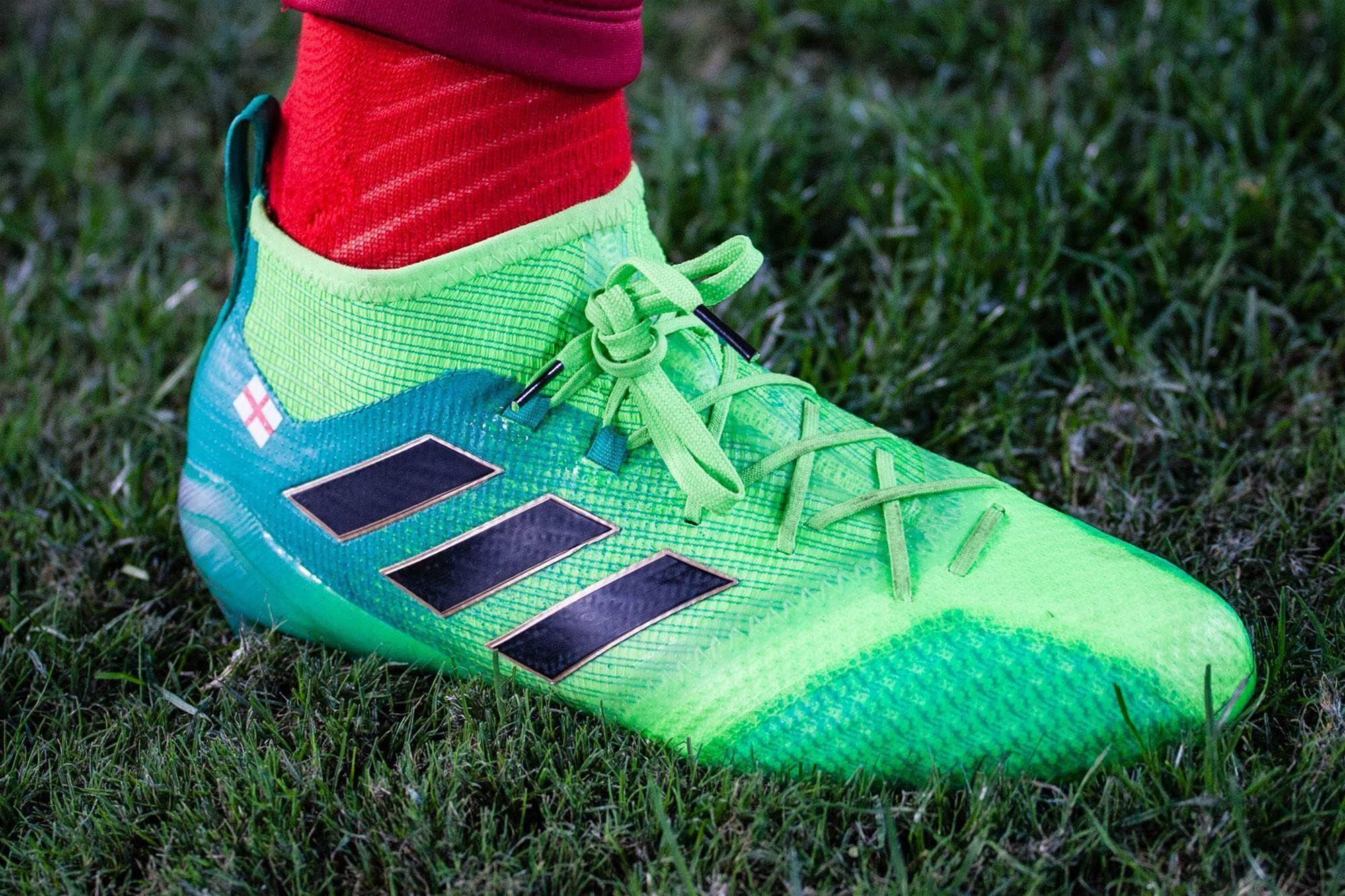 What boots the Liverpool stars wore...