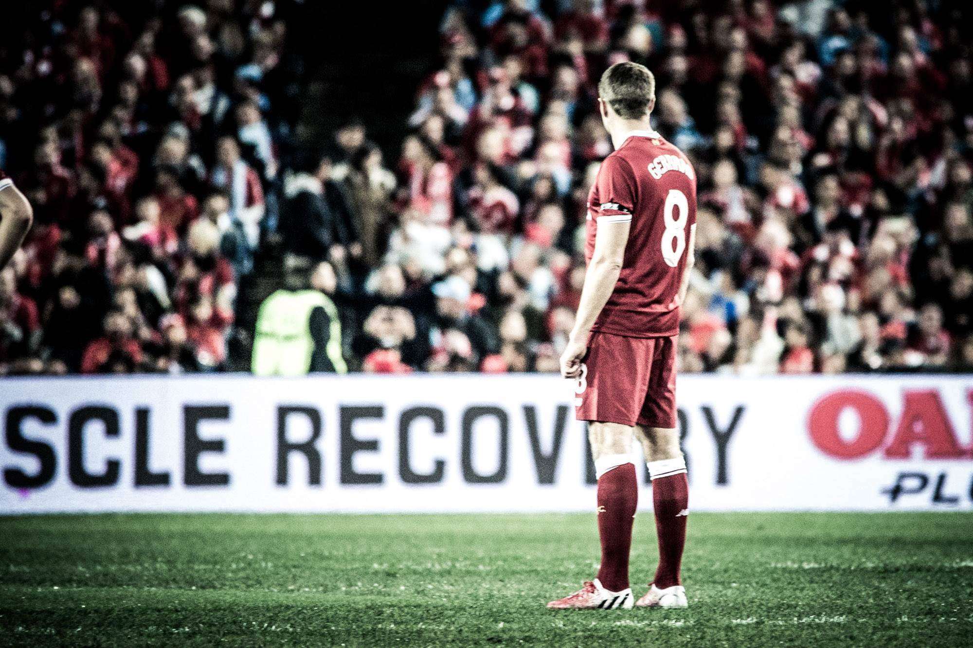 Gallery: Liverpool come to town pt II