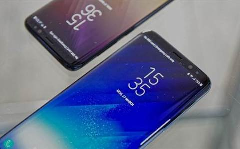 Samsung Galaxy S8 and S8+ in pictures