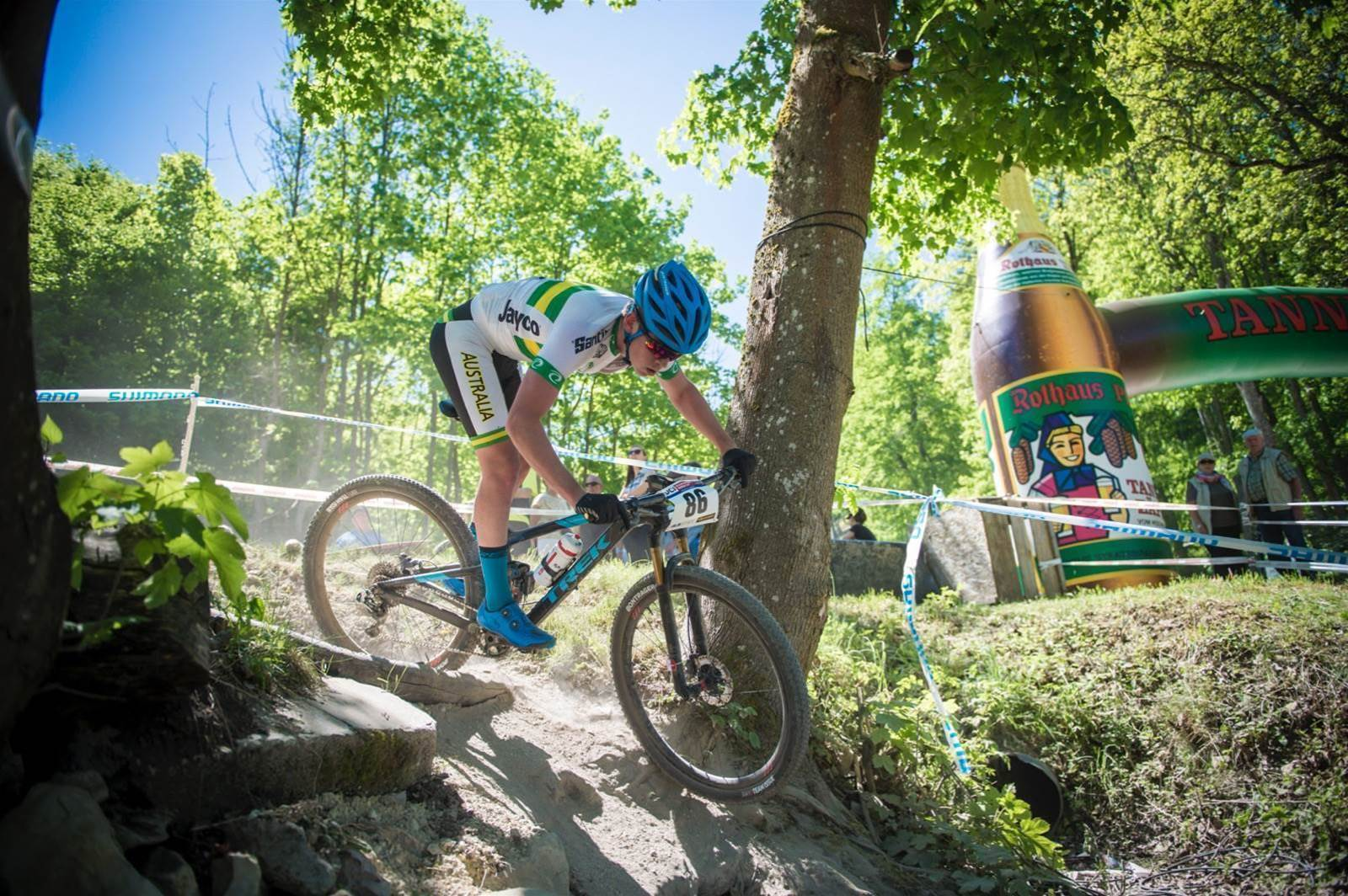Schurter and Belamoina on top in Albstadt!