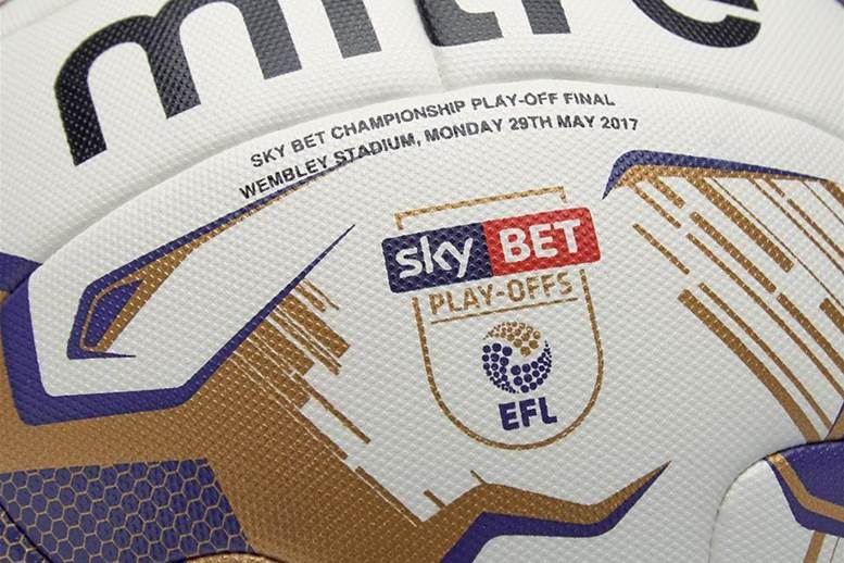 Gallery: Mitre's English Championship play-off ball